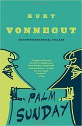 Palm Sunday Kurt Vonnegut Must Read