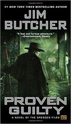 Proven Guilty Dresden Files reading order