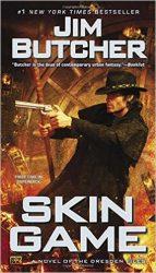 Skin Game Dresden Files reading order