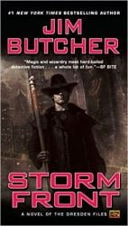 Storm Front Dresden Files reading order