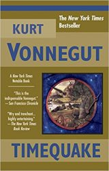Timequake Kurt Vonnegut Must Read