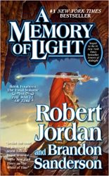 A Memory of Light - The Wheel of Time Books in order