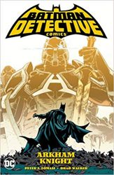 Batman Detective Comics Vol. 2 Arkham Knight Damian Wayne Books in Order