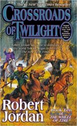 Crossroads of Twilight - The Wheel of Time Books in order