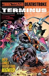 Teen Titans Deathstroke The Terminus Agenda Damian Wayne Books in Order