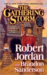 The Gathering Storm - The Wheel of Time Books in order