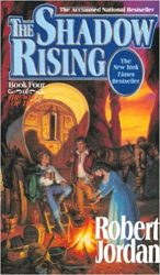 The Shadow Rising - The Wheel of Time Books in order