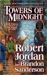 Towers of Midnight - The Wheel of Time Books in order