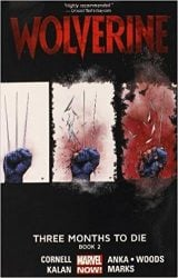 Death of Wolverine Reading Order Prelude 4