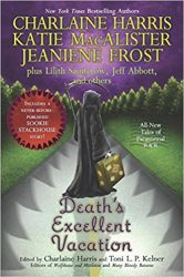 Death's Excellent Vacation The Sookie Stackhouse Books in Order