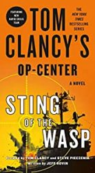 Sting of the Wasp Tom Clancy's Op-Center Books in Order