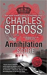 The Annihilation Score The Laundry Files Books in Order