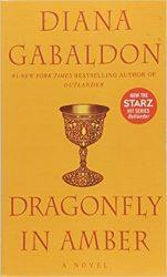 Dragonfly in Amber Outlander Books in Order