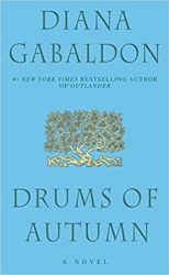 Drums of Autumn - Outlander book series in order