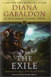 The Exile: An Outlander Graphic Novel - Outlander book series in order