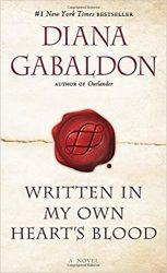 Written in My Own Heart's Blood - Outlander book series in order