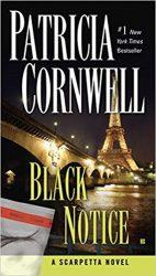 Black Notice Kay Scarpetta Reading Order
