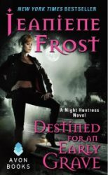 Destined For An Early Grave Night Huntress Books in Order