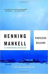 Faceless Killers Wallander Books in Order
