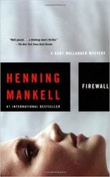 Firewall Wallander Books in Order