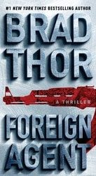 Foreign Agent Scot Harvath Books in Order