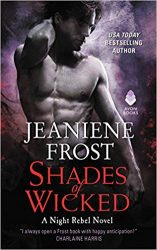 Shades of Wicked Night Huntress Books in Order