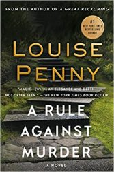 A Rule Against Murder Louise Penny Books in Order