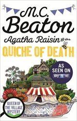 Agatha's First Case Agatha Raisin Books in Order