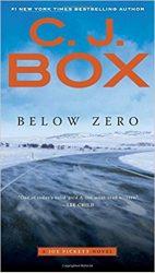 below zero Joe Pickett Books in Order