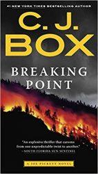 Breaking Point Joe Pickett Books in Order