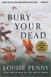 Bury Your Dead Louise Penny Books in Order