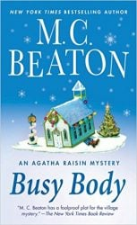 Busy Body Agatha Raisin Books in Order