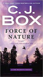 Force of Nature Joe Pickett Books in Order