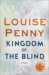 Kingdom of the Blind Louise Penny Books in Order