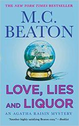 Love, Lies and Liquor Agatha Raisin Books in Order