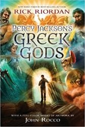 Percy Jackson's Greek Gods- Companion Books - Percy Jackson by Rick Riordan Books in Order