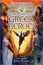Percy Jackson's Greek Heroes- Companion Books - Percy Jackson by Rick Riordan Books in Order