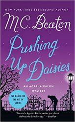 Pushing Up Daisies Agatha Raisin Books in Order