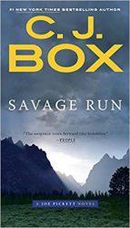 savage run Joe Pickett Books in Order
