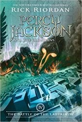 The Battle Of The Labyrinth - Percy Jackson and the Olympians by Rick Riordan Books in Order