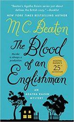 The Blood of an Englishman Agatha Raisin Books in Order
