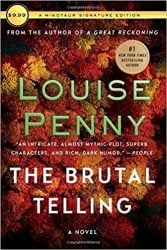 The Brutal Telling Louise Penny Books in Order