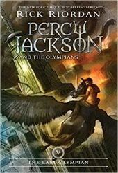 The Last Olympian - Percy Jackson and the Olympians by Rick Riordan Books in Order