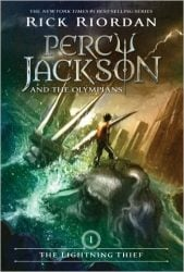 The Lightning Thief Percy Jackson and the Olympians by Rick Riordan Books In Order