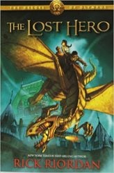 The Lost Hero - The Heroes of Olympus - Percy Jackson by Rick Riordan Books in Order