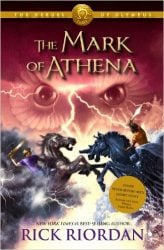 The Mark of Athena - The Heroes of Olympus - Percy Jackson by Rick Riordan Books in Order