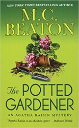 Agatha Raisin and the Potted Gardener Agatha Raisin Books in Order