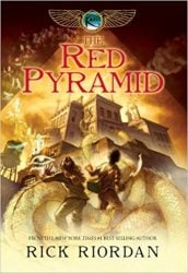 The Red Pyramid - The Kane Chronicles - Percy Jackson by Rick Riordan Books in Order