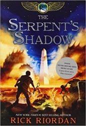 The Serpent's Shadow - The Kane Chronicles - Percy Jackson by Rick Riordan Books in Order
