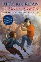 The Son of Sobek - Demigods and Magicians - Percy Jackson by Rick Riordan Books in Order